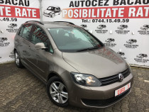 Volkswagen Golf 6 Plus Vw 2011-Benzina-Posibilitate RATE-