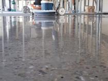 Slefuirea-lustruirea betonului, alternativa la alte finisaje