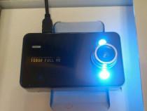 Cameră auto DVR H200, Full HD 1080p, NOU !