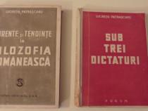 Carte veche lucretiu patrascanu doua volume
