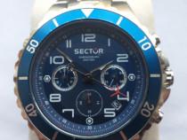 Ceas sector cronograf