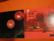 Vinil Alphaville -Jet Set (Jellybean Mix) &Fools (Promo)