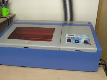 Cnc gravator laser 40 w