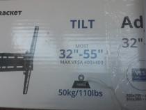 "Suport tv perete, 81 cm -190 cm(32""-75 inch) 50 kg ,reglabil"
