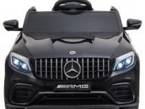 Masinuta electrica MERCEDES GLC 63S AMG SUV #Negru
