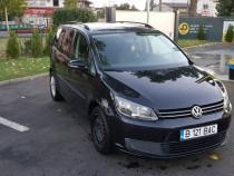 Volkswagen Touran 1.6 TDI, 7 locuri 2012