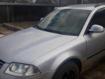 VW Passat Mașina este înmatriculată