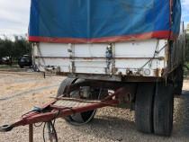 Remorci agricole basculabile