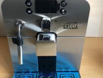 Espressor Gaggia Brera, 1.2 l, 15 bari, Argintiu