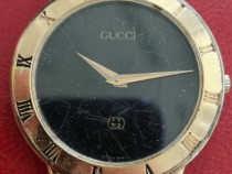 Ceas Gucci 3000M Original Placat cu Aur