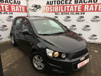 Chevrolet Aveo 2012-EURO 5-Benzina 1.4-Posibilitate RATE-