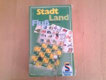 Stadt Land Quick Quiz Joc interactiv pentru copii +8 - 88 an