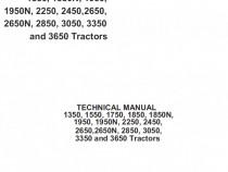 Manual diagnoza tractor john deere seria 50 1350- 3650