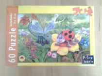 Prinz Bee puzzle copii +2 ani (60 bucati)
