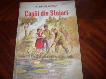 A. Musatov - Copiii din Stojari ( 1950, rara, ilustrata ) *