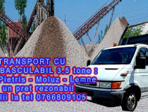 Transport Iveco Basculabil