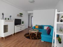 Apartament 3 camere de inchiriat Ghimbav/ Brasov est