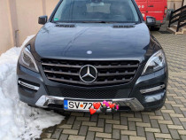 Mercedes benz ML250 Bluetec