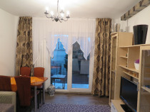 Apartament 2 camere amenajat - Zona Centrala, bloc nou