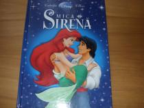 Mica sirena ( colectia Disney, ilustrata color, cartonata )*