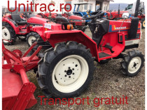 Tractoras tractor japonez Yanmar F16