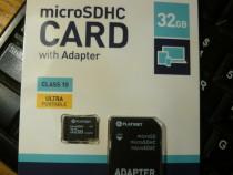 Card memorie microsdhc 32 gb nou cl10 garanție 2 ani Polonia