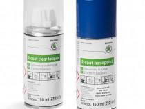Set Spray Vopsea + Lac Oe Skoda Blue Energy V5F/K4K4