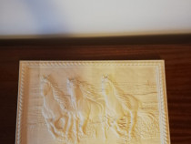 Executam Tablouri, icoane sculptate lemn masiv