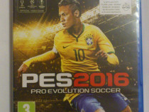 PES Pro Evolution Soccer 2016 Playstation 4 PS4