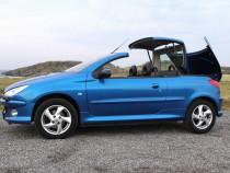 Peugeot 206 CC cabriolet 1.6
