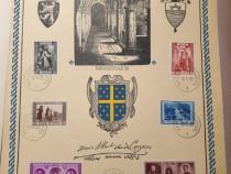 Serii timbre tematice
