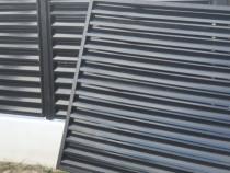 Realizam Panouri metalice pentru gard
