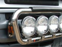 Kelsa bullbar man Mercedes daf scania Volvo