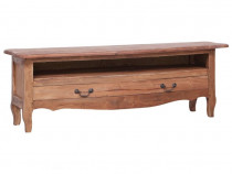 Comodă TV, 120 x 30 x 40 cm, lemn masiv 283903