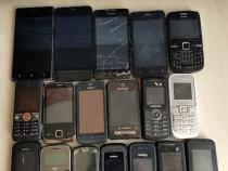 Telefoane funcționale şi nefuncționale
