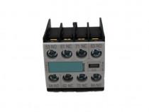 Bloc contacte auxiliare Siemens 3RH1911-1GA22 / Nou