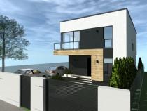 Proiect superb,design urban, o casa Baia Mare Dura