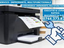 Reparatii imprimante, incarcare cartuse Bucuresti, Ilfov
