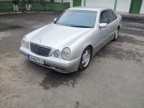 Mercedes W210 E220 CDI Avantgarde, an 2001, manuala, fiscal