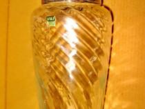 B242-I-Sticla WMF Kristall Germany ceaiuri montura metalica.