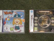 Joc Nintendo DS Wickie si L etrange village si WII Firefight