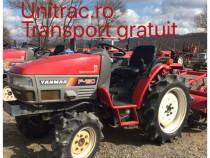 Tractoras tractor japonez Yanmaf F180 model nou