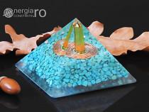Piramidă Orgon Energetică Magnetică - cod ORG058