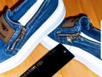 Pantofi sport accesorii metalice/Italia,Nr 37