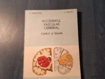 Accidentul vascular cerebral clinica si terapie H Marcovici