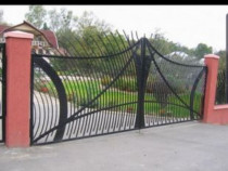 Execut Porti metalice , porti forjate / gard fier