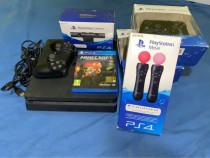 Playstation 4 cu accesorii