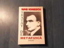 Tratat de metafizica de Nae Ionescu