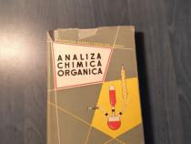 Analiza chimica organica Francisc Albert Cristian Greff