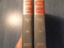 Oral surgery by Kurt H. Thoma 2 volume